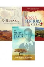 KIT - Nossa Senhora de Kibeho (3 Livros)