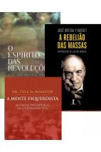 KIT - Revolucionário (3 livros)