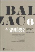 A Comédia Humana Vol6 -Um conchego de solteirão/Os Parisienses na Província: O Ilustro Gaudissart/A Musa do Departamento/ As Rivalidades: A Solteirona/O Gabinete das Antiguidades