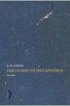 Discourse On Metaphysics (Livre)