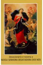 Devocionário e Novena a Nossa Senhora Desatadora dos Nós