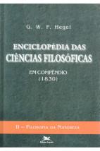 Enciclopédia das Ciências Filosóficas - Vol2 - Filosofia da Natureza