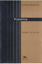 Escritos de Filosofia VIII - Platonica