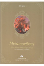 Metamorfoses - seleta bilíngüe traduzida por Bocage
