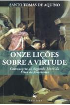 Onze Lições Sobre a Virtude
