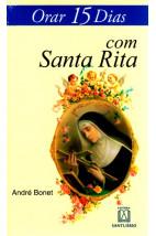 Orar 15 Dias com Santa Rita