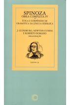 Spinoza - Obra Completa IV