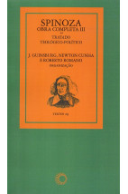 Spinoza - Obra Completa III