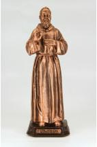 São Padre Pio - 20 cm - Bronze