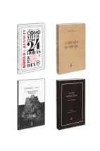 KIT - Comece a estudar (4 Livros)