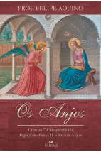 Os Anjos: Com as 7 Catequeses do Papa João Paulo II Sobre os Anjos