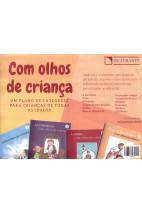 Com olhos de criança - Coleção completa - 12 folhetos