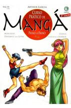 Curso Prático de Mangá Passo A Passo - Músculos-Dinâmica das Lutas-Gekigá-Elementos do Horror - Vol.6