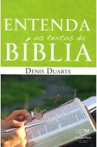 Entenda os textos da Bíblia
