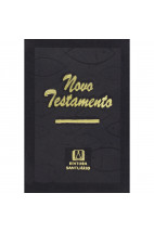 Novo Testamento - Edição de Bolso com zíper