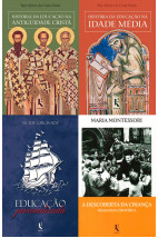 Kit - Educação Cristã (4 Livros)