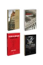 Kit - Contra os Males do Mundo Moderno (4 Livros)