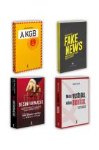 KIT - Fake News (3 Livros)