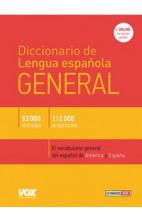 Dicionário de lengua espanola - General