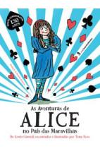 As aventuras de Alice no país das Maravilhas (Ed. comemorativa de 150 anos)