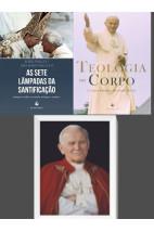 KIT - São João Paulo II - edição especial (2 livros + quadro)