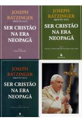 KIT - Ser Cristão na Era Neopagã - edição especial (3 livros + quadro)