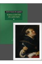 KIT - Suma contra os gentios - edição especial (Livro + Quadro)