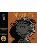 Peanuts completo: 1955 a 1956