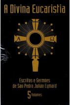 A Divina Eucaristia (5 volumes)