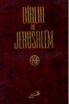 Bíblia de Jerusalém (com zíper)