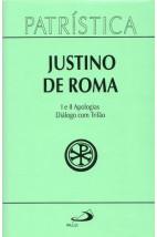 Patrística (Vol.03): I e II Apologias - Diálogo com Trifão