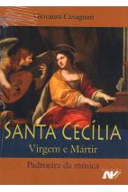 Santa Cecília - Virgem e Mártir (Artpress)
