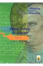 Coleção História Essencial da Filosofia (aula 18) - Santo Tomás de Aquino